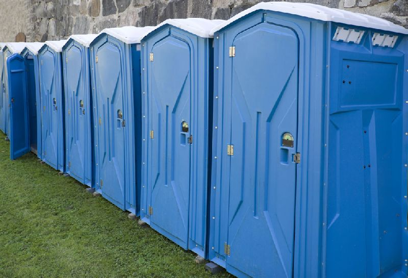 Prefabricated Portable Toilet 01