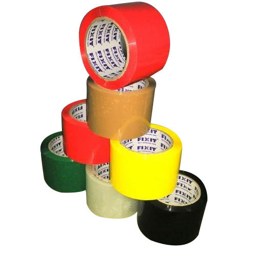 BOPP Colourful Tapes