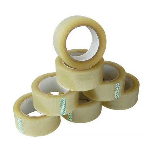 Self Adhesive Transparent Tapes