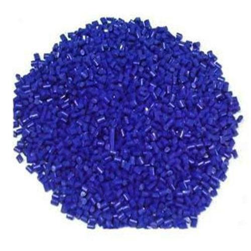 Blue Colored PP Granules
