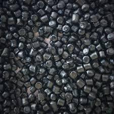 Dark Gray Colored PP Granules