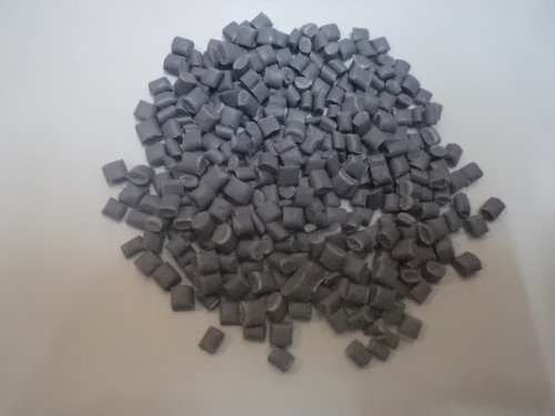 Light Gray Colored PP Granules