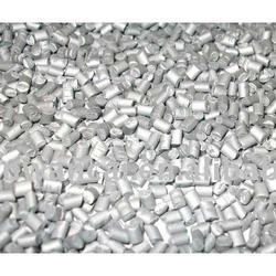 Silver Colored PP Granules
