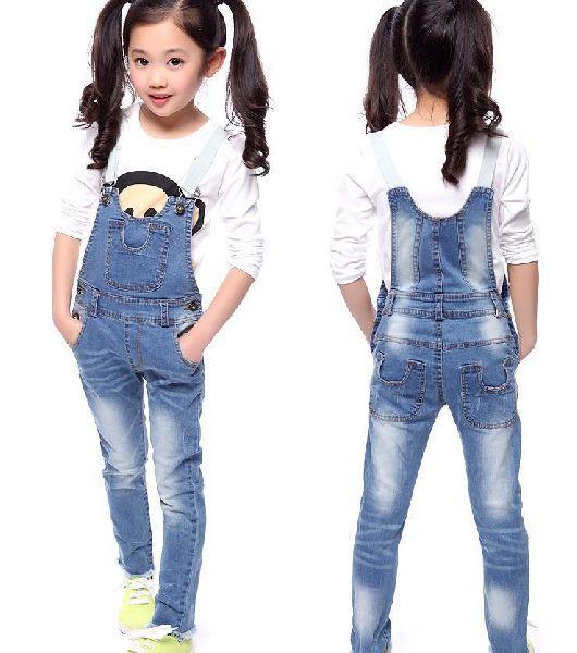 Girls Casual Dangri