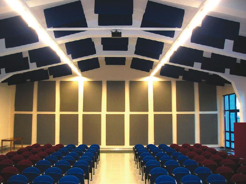 Auditorium Acoustic Treatment Services