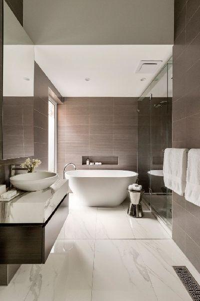 Modern Bathroom Interior Decoration Services In Kolkata India
