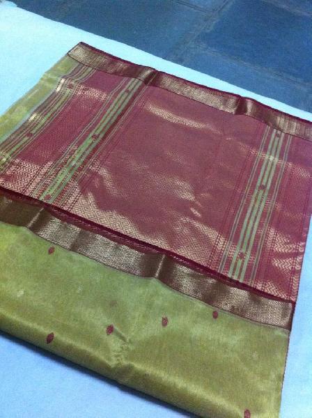 Maheshwari Tissue Sarees