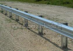 Aluminium Beam Crash Barriers