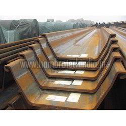 Cold Formed U Type Sheet Piles