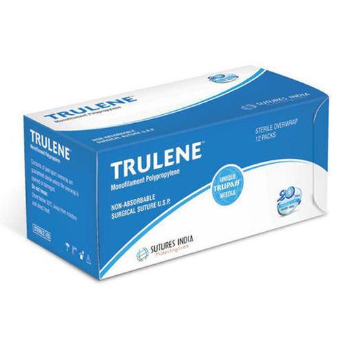 Trulene Non Absorbable Surgical Sutures