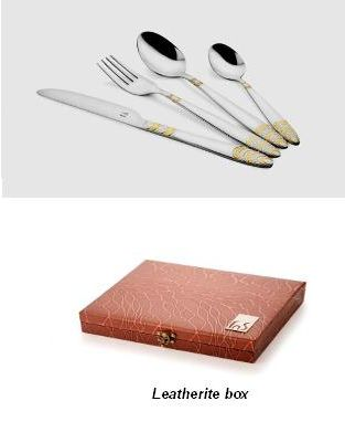 Kenwood 22 Carat Gold Plated Cutlery Set  sc 1 st  Cutlery Set : gold plated cutlery set india - pezcame.com