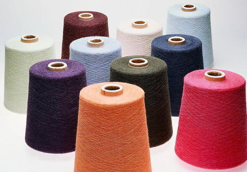 Dyed Cotton Yarn 01
