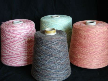 Dyed Cotton Yarn 02