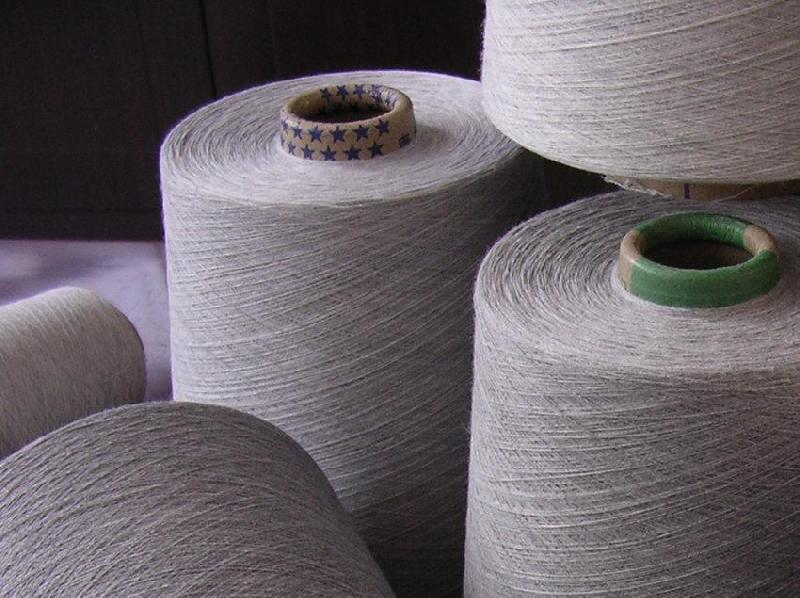 Melange Cotton Yarn 02
