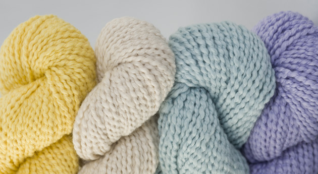 Organic Cotton Yarn 02