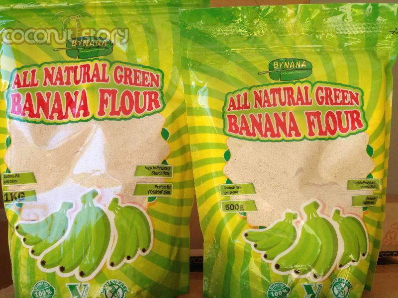 Green Banana Flour 02