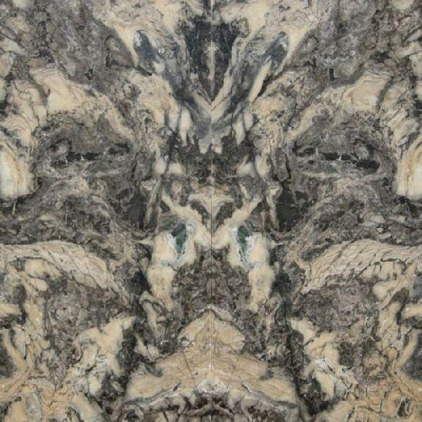 Fusion Black Marble Stone