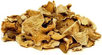 Dried Oyster Mushroom 01