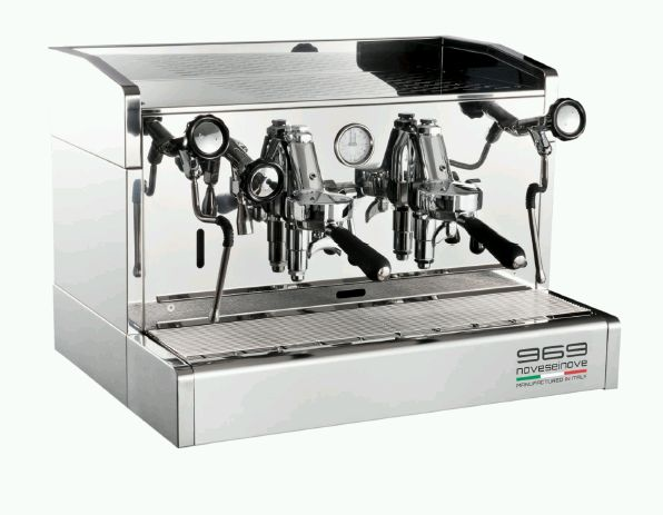 Antique Espresso Coffee machine