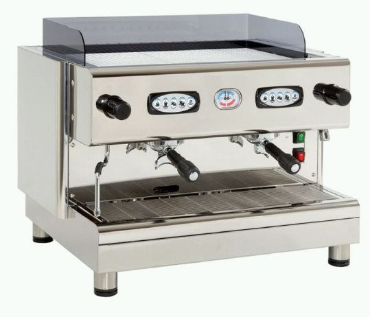 Steel Espresso Coffee Machine