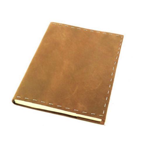 Plain Leather Diary