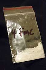 Fluoromethcathinone Powder