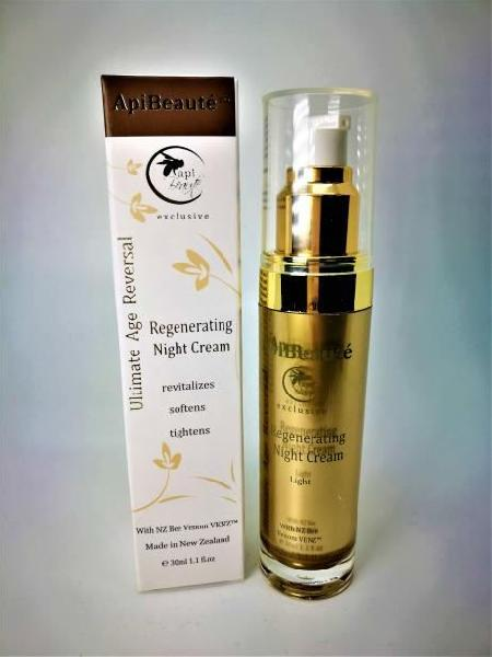 ApiBeaute Regenerating Night Cream