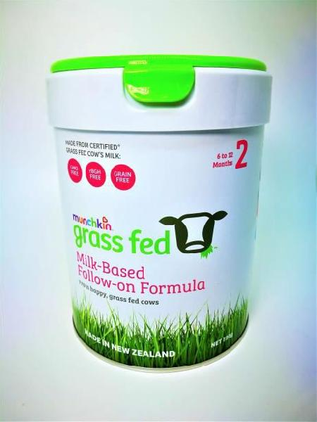 Stage 2 Munchkin Grass Fed Baby Formula