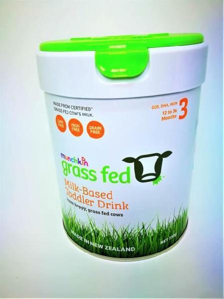 Stage 3 Munchkin Grass Fed Baby Formula