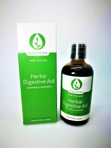 Kiwiherb Herbal Digestive Syrup