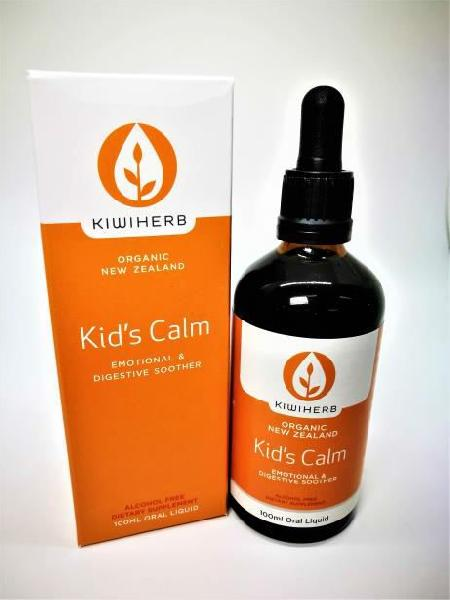 Kiwiherb Kid's Calm Syrup