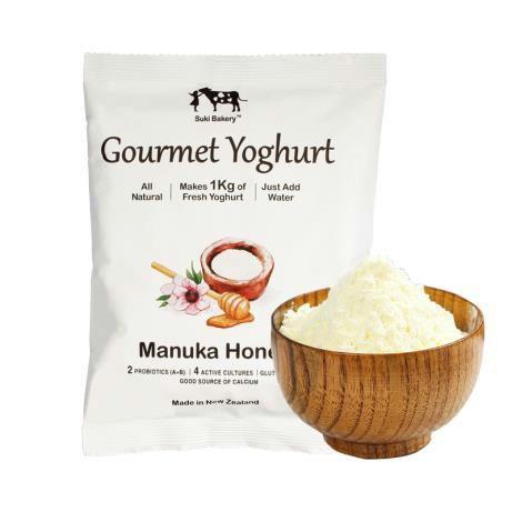 Suki Bakery Manuka Honey Gourmet Yoghurt