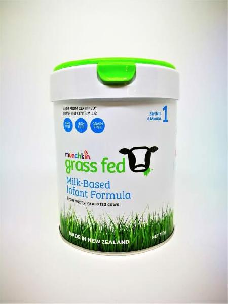 Stage 1 Munchkin Grass Fed Baby Formula