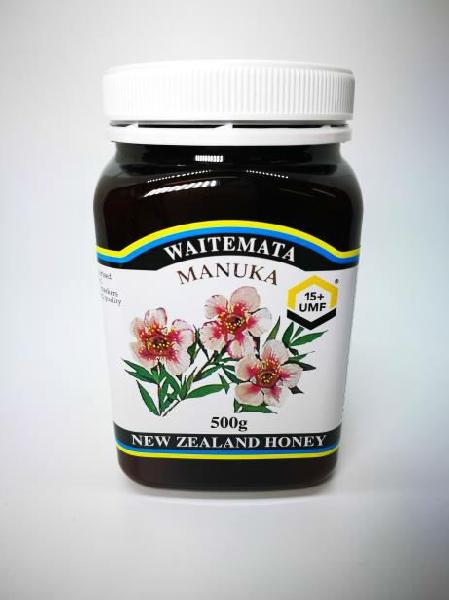 Waitemata UMF15+ Manuka Honey (500 gm)