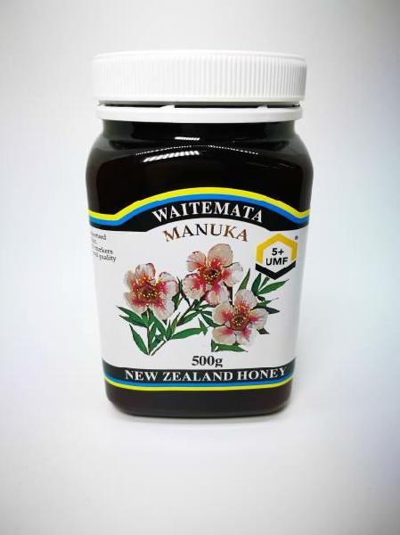 Waitemata UMF5+ Manuka Honey (500 gm)