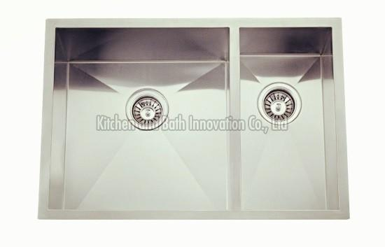 KBHD2920B Stainless Steel Double Bowl Sink