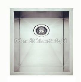 KBHS1518 Stainless Steel Single Bowl Sink