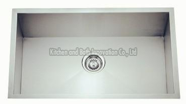 KBHS2318 Stainless Steel Single Bowl Sink