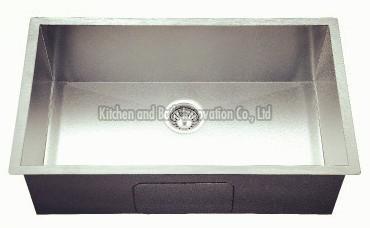 KBHS3018 Stainless Steel Single Bowl Sink