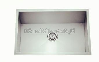 KBHS3219 Stainless Steel Single Bowl Sink