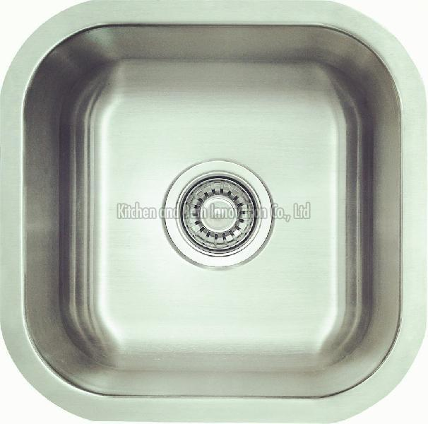 KBUS1519 Stainless Steel Undermount Single Bowl Sink