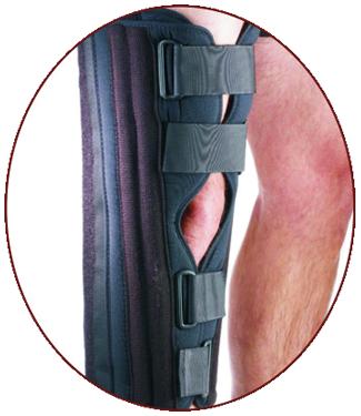 Knee Extension Splint