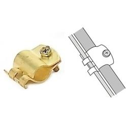 Brass Cable Clip Alloy Clamps