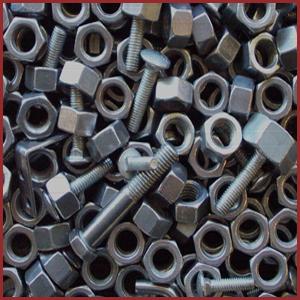Duplex Steel Bolts & Nuts