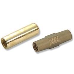Brass Earthing Rod Coupler