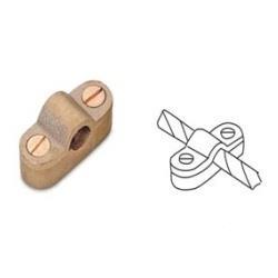 Copper Cast Cable Saddle