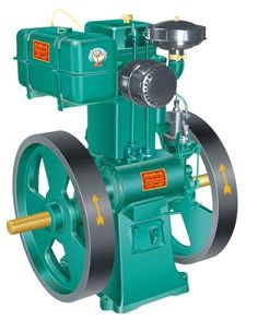 Diesel Engine Pump 01