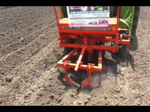 Sugarcane Planter 01