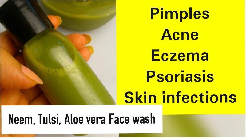 Neem Tulsi & Aloe Vera Face Wash