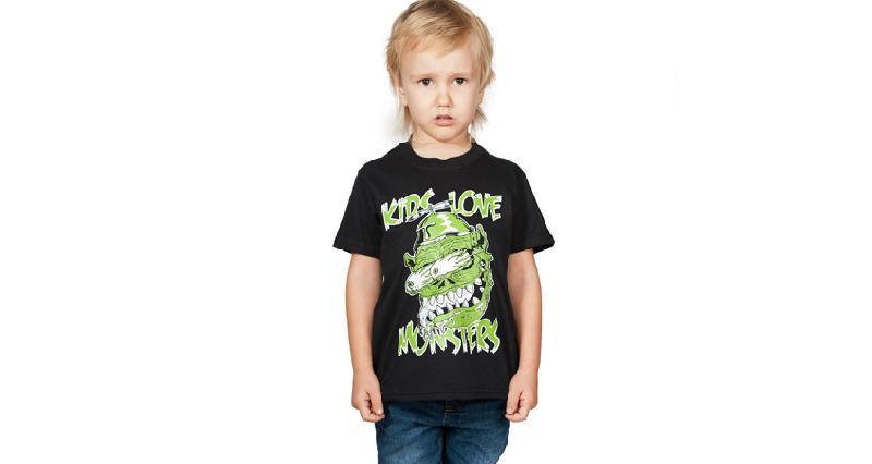 Kids T-shirt 02